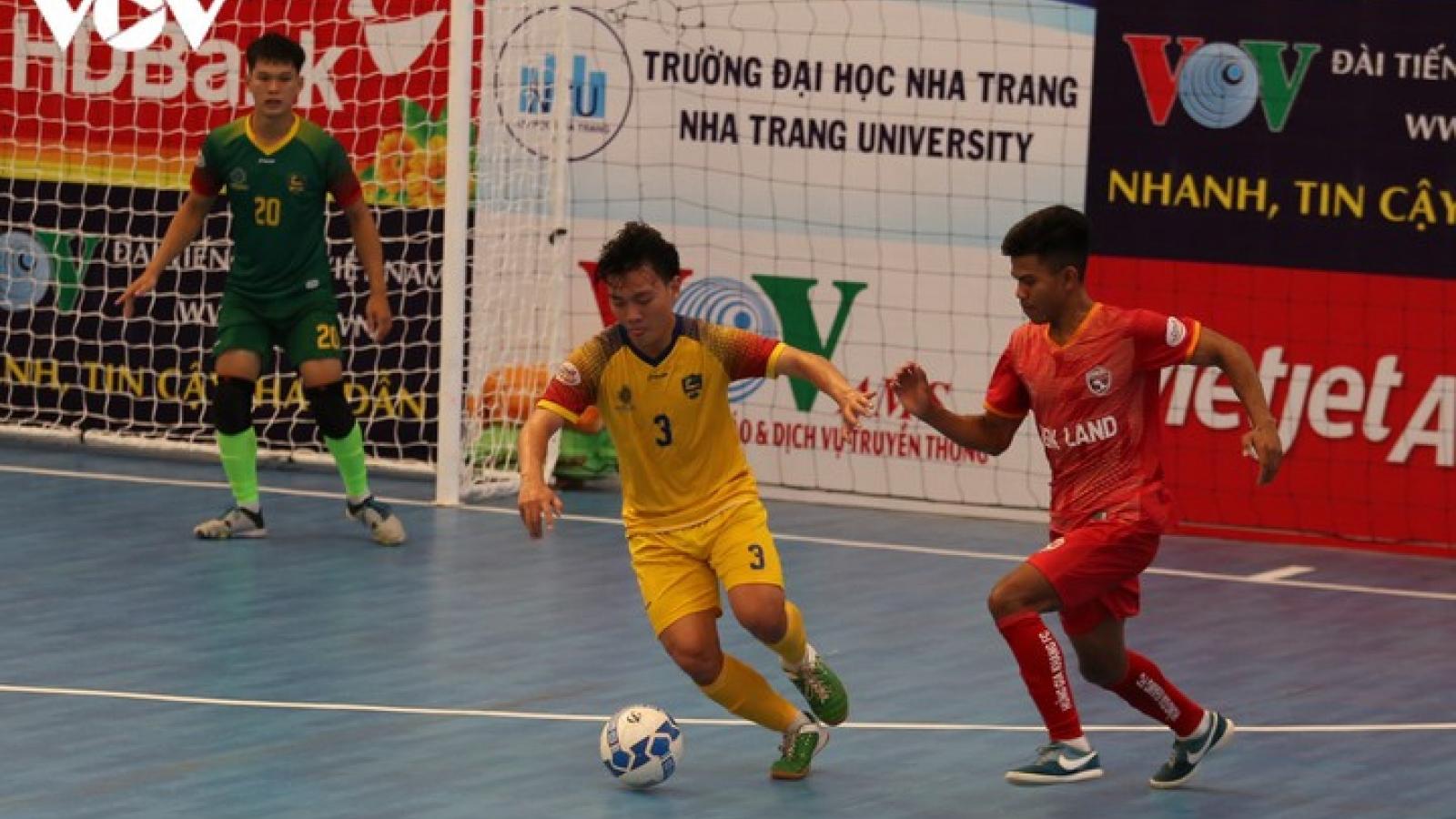 Xem trực tiếp Futsal HDBank VĐQG 2020: Cao Bằng - Quảng Nam
