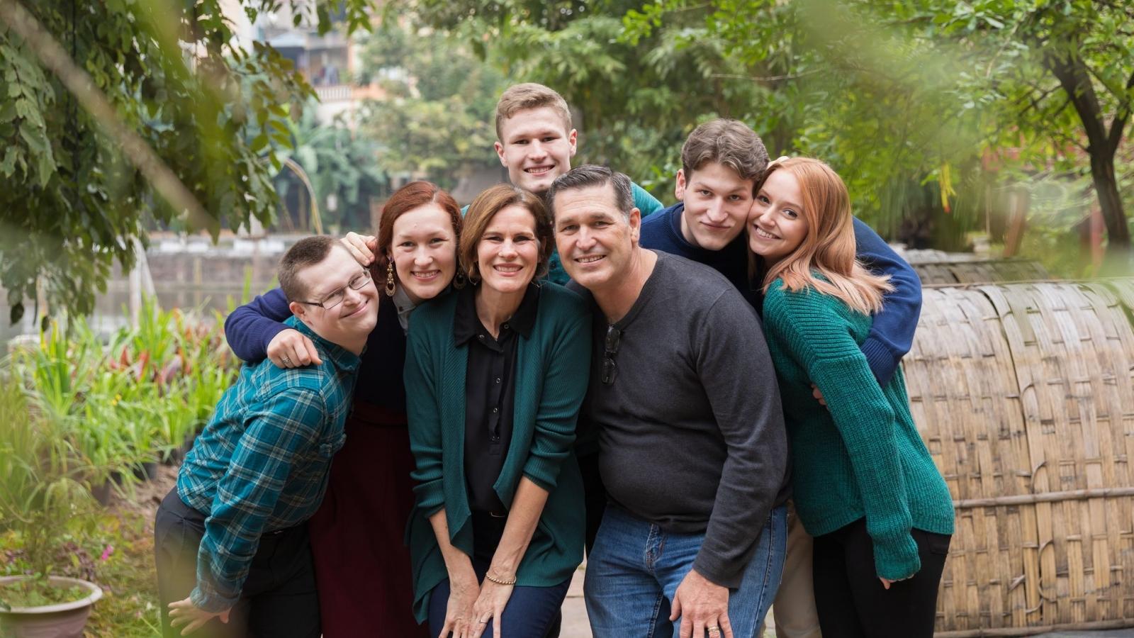 Imago Work và câu chuyện về một gia đình người Mỹ ở Hà Nội