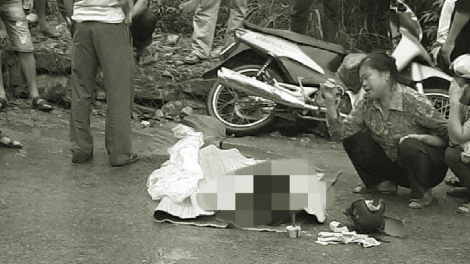 Va chạm với xe tải trên QL37, cô gái 20 tuổi tử vong tại chỗ