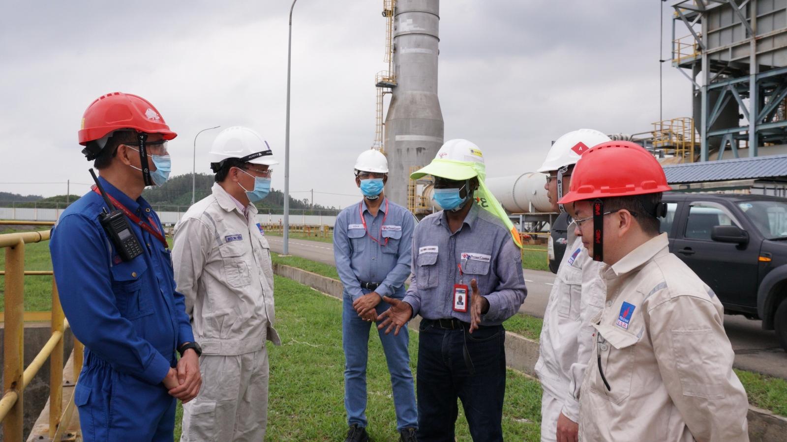 Tập đoàn Dầu khí Việt Nam chủ động ứng phó bão số 9 ở cấp độ cao nhất