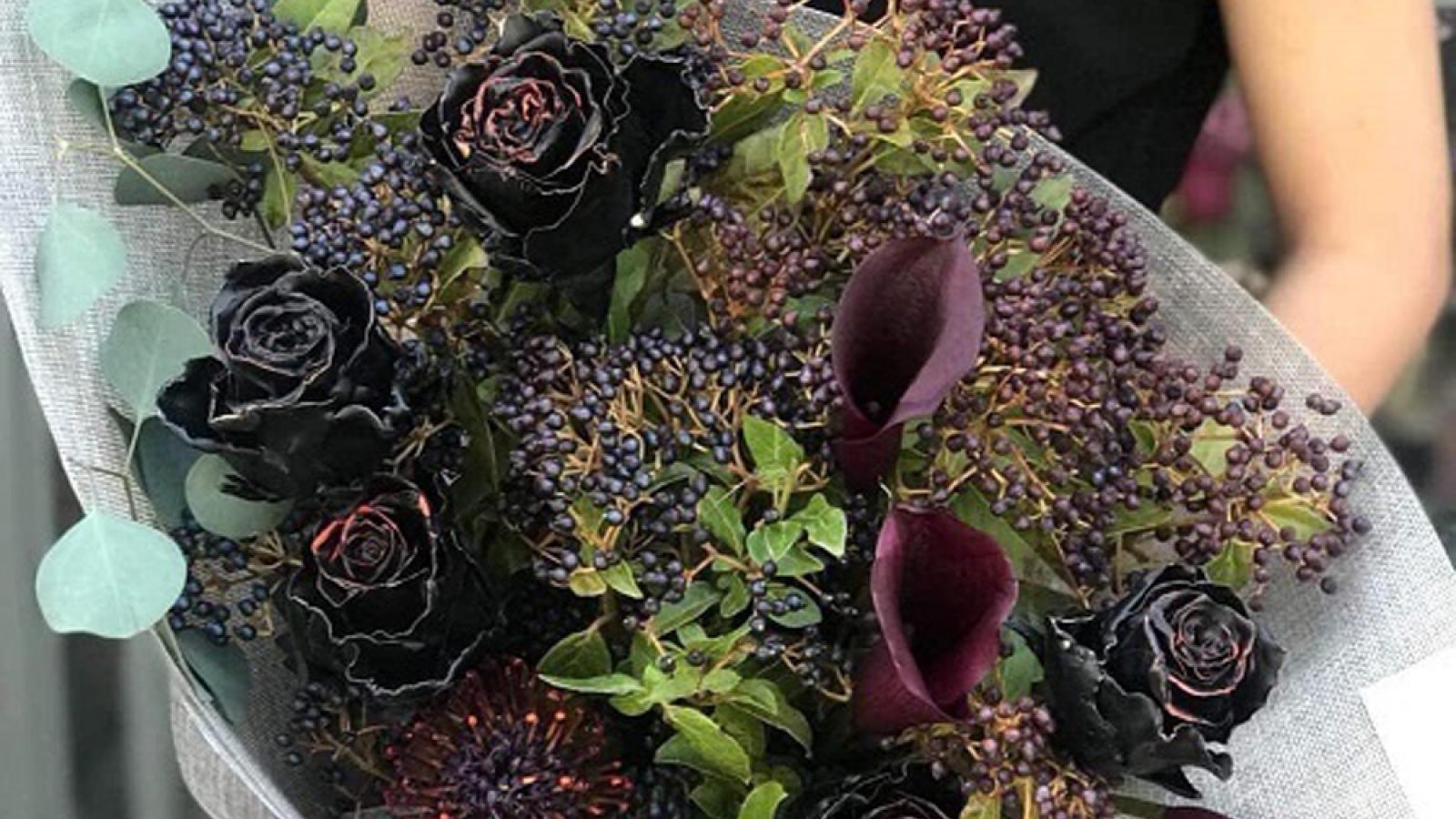 """Các loại hoa lạ được """"săn lùng"""" dịp 20/10"""