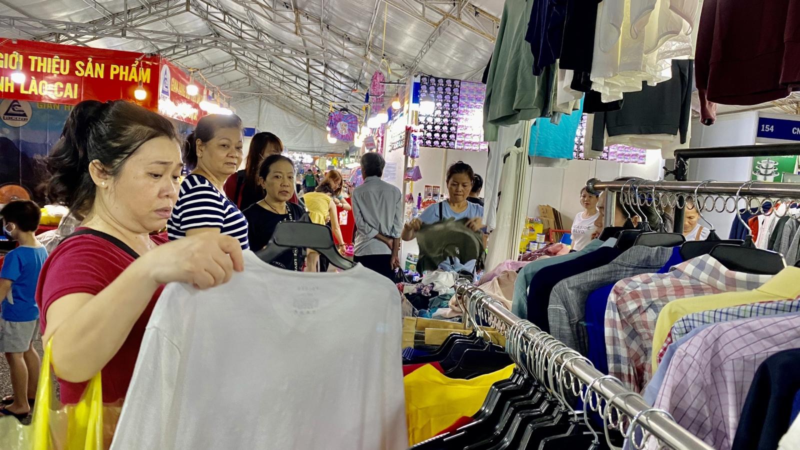 TP.HCM mở hội chợ khuyến mại để kích cầu tiêu dùng nội địa