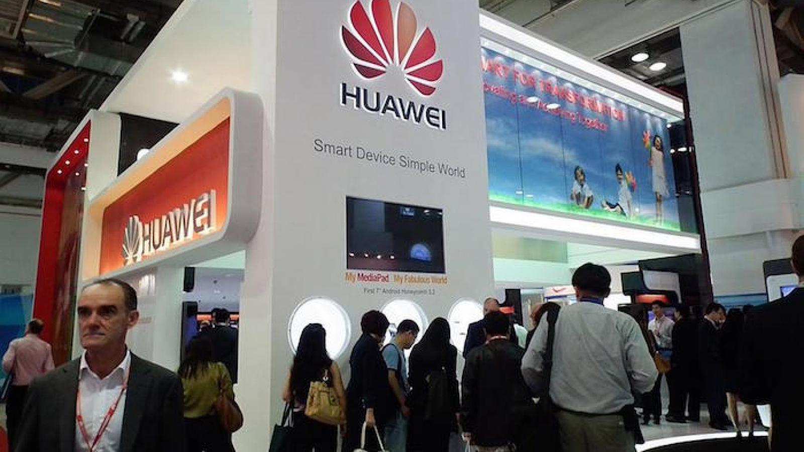 Nhiều công ty Nhật Bản yêu cầu Mỹ chấp thuận để bán linh kiện cho Huawei