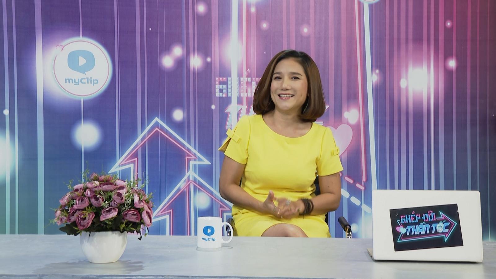 """MC Cát Tường bất ngờ trước quan điểm """"chỉ yêu không cưới, không sinh con"""" của Linh Miu"""