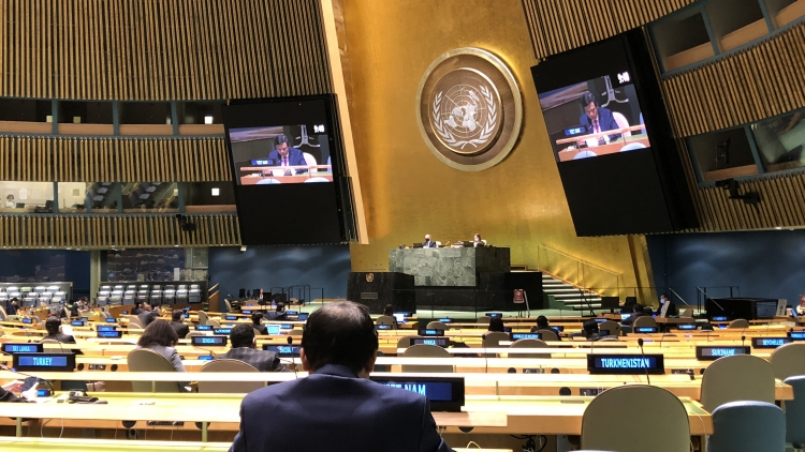 Việt Nam cam kết đóng góp tích cực vào hoạt động gìn giữ hòa bình của Liên Hợp Quốc