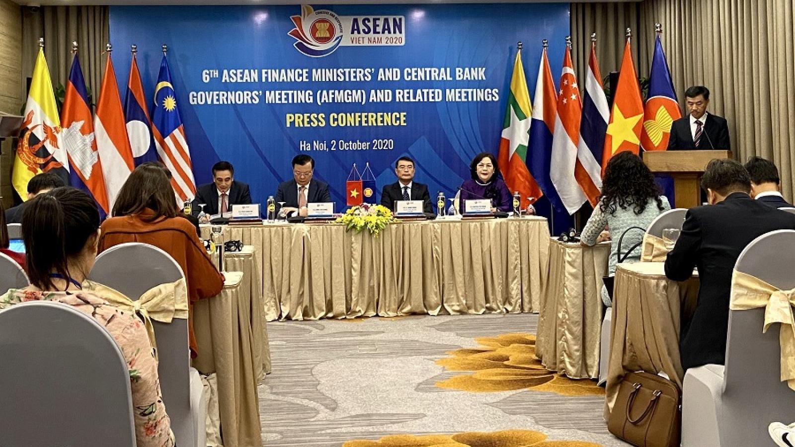 ASEAN 2020: Hợp tác tài chính khu vực, thúc đẩy hồi phục kinh tế và phát triển bền vững