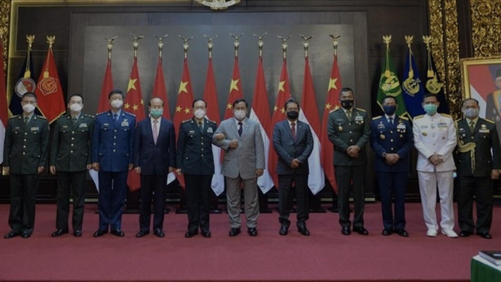 Mỹ-Trung Quốc cạnh tranh vận động,Indonesia duy trì chính sách trung lập