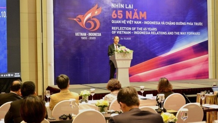 Workshop spotlights Vietnam-Indonesia relations
