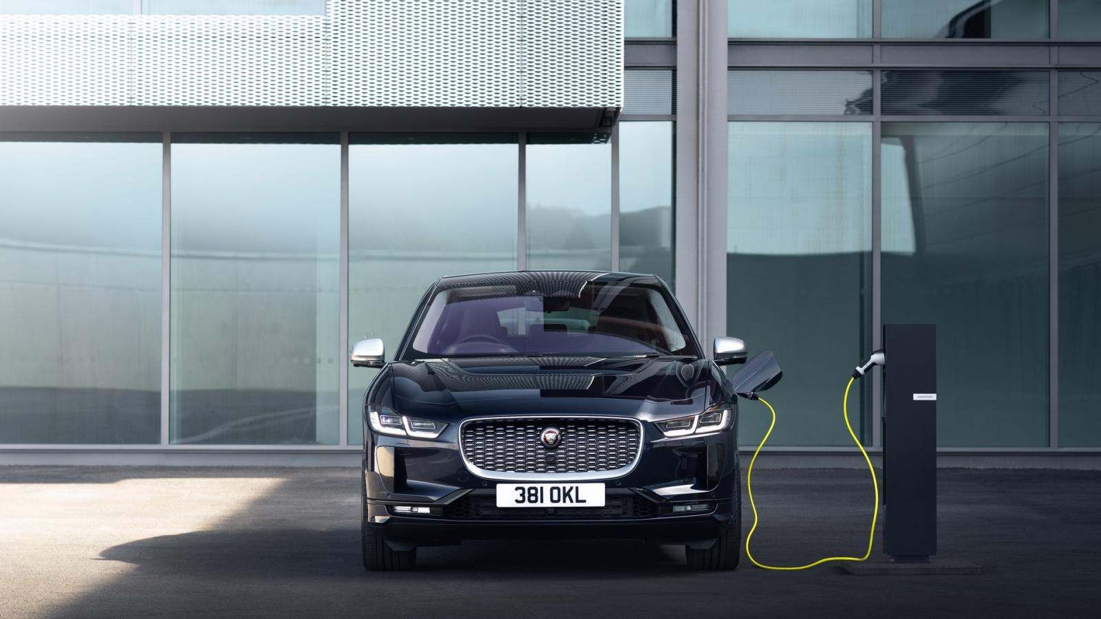 Xe điện Jaguar I-Pace sẽ cập bến Ấn Độ vào Quý I/2021