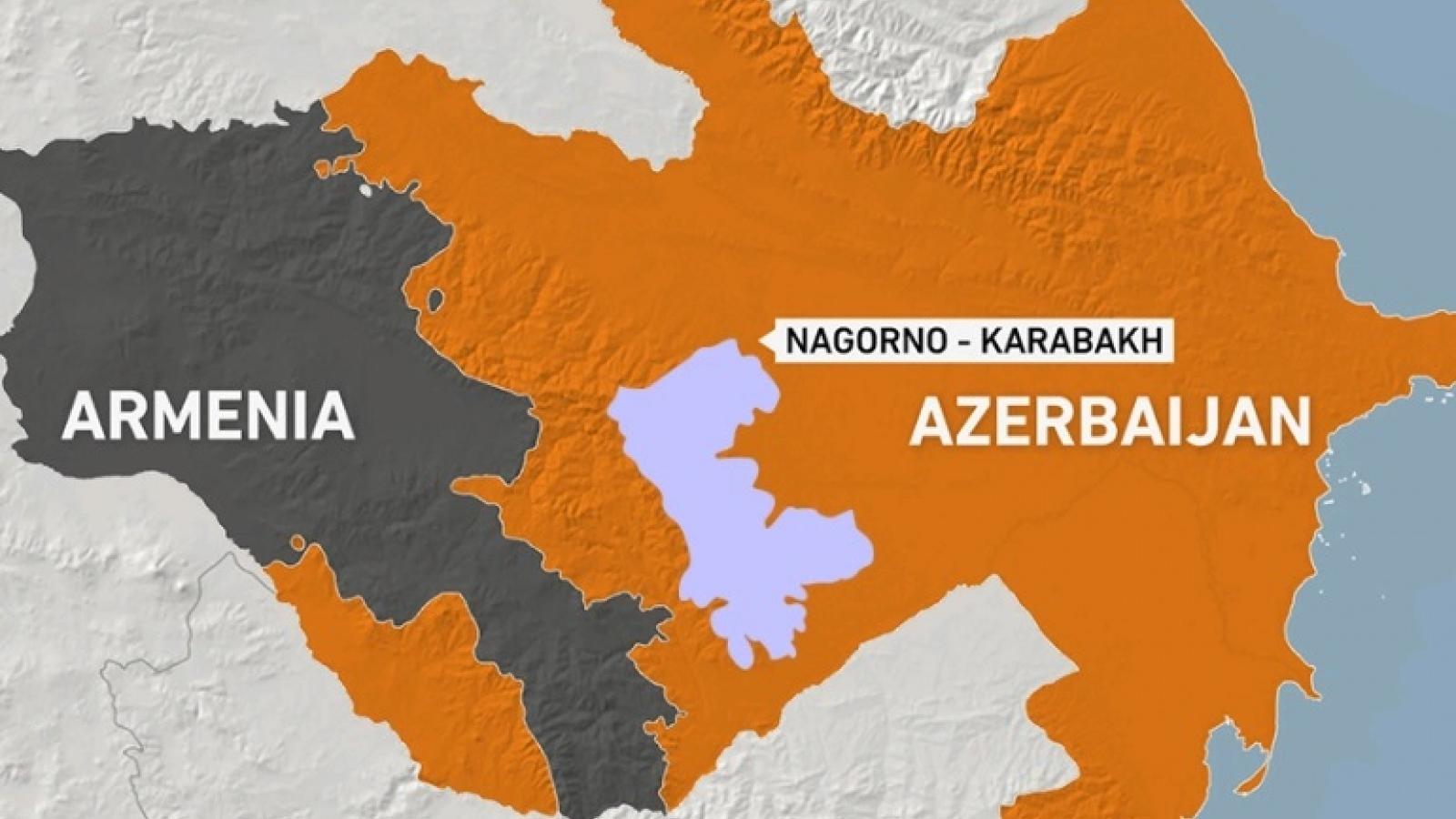 """Nga tiếp cận """"công bằng và cân bằng"""" đối với xung độtNagorno-Karabakh"""
