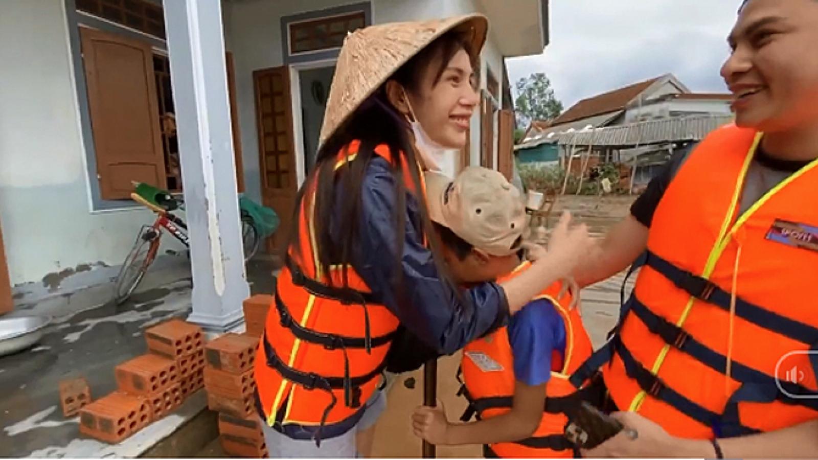 Vì sao hoạt động từ thiện của Thủy Tiên lại thành công?