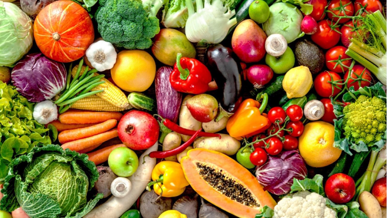 7 cặp thực phẩm rất tốt cho sức khỏe khi kết hợp với nhau