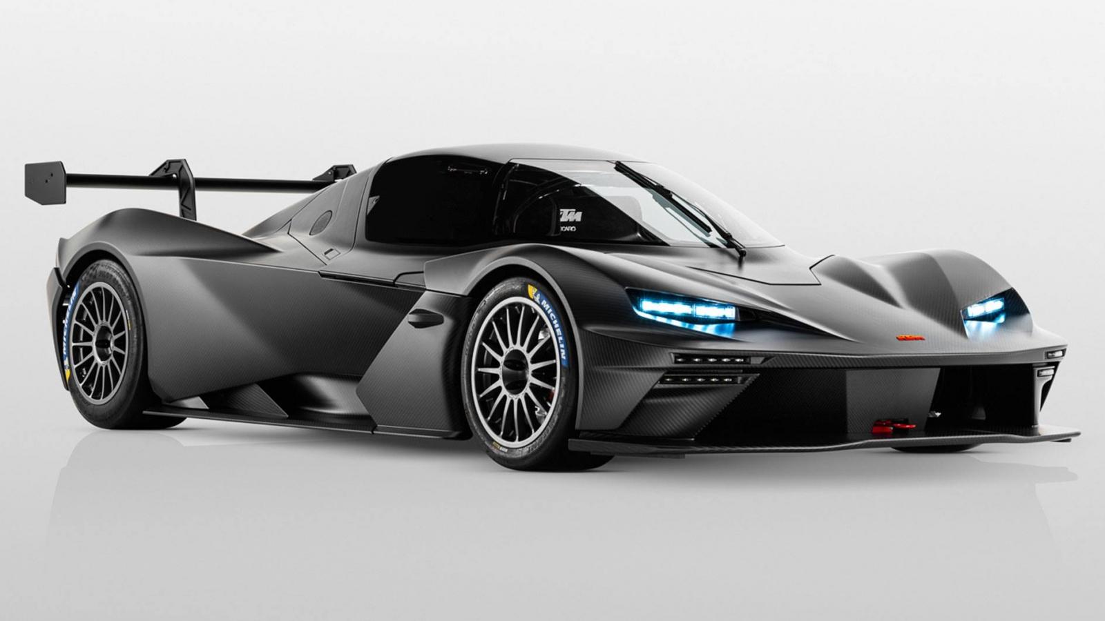 KTM ra mắt siêu xe đua X-Bow GTX hơn 7 tỷ đồng