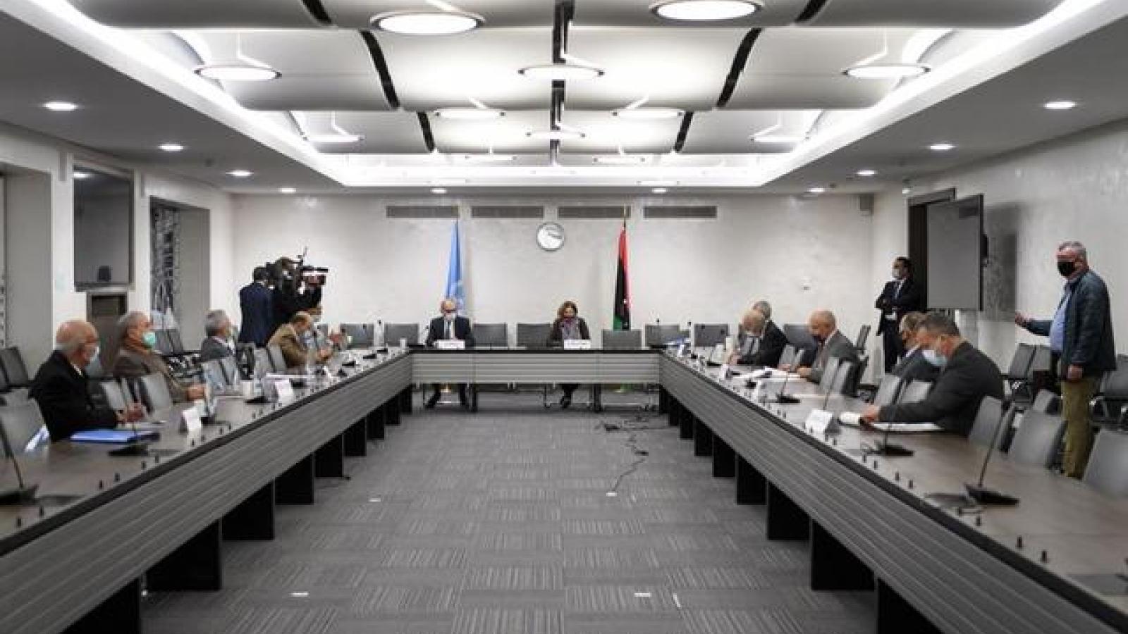 """Lệnh ngừng bắn tại Libya: Hi vọng sống cho """"vùng đất khói lửa"""""""