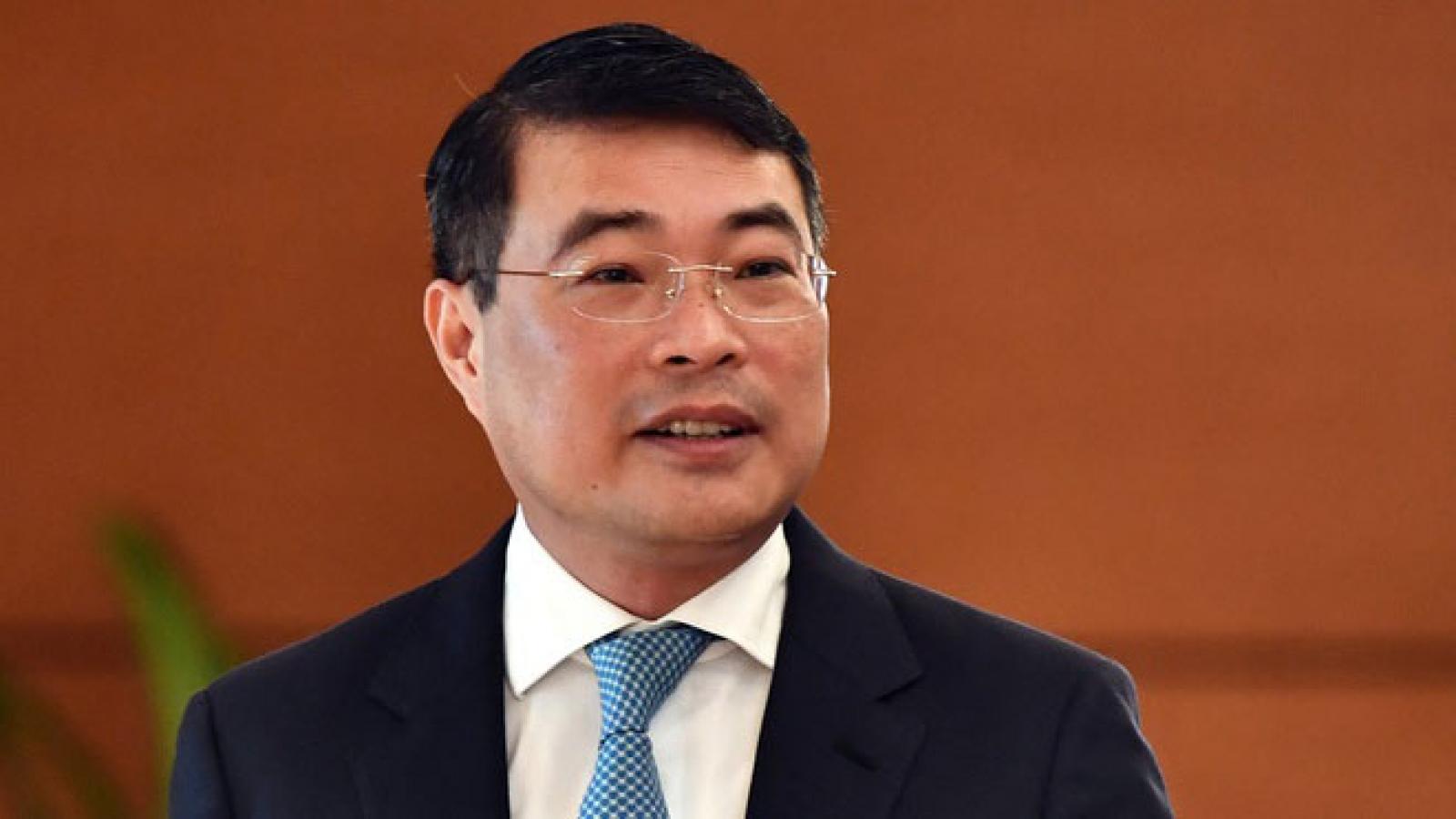 Thống đốc Ngân hàng Nhà nước Việt Nam giữ chức Chánh Văn phòng Trung ương Đảng