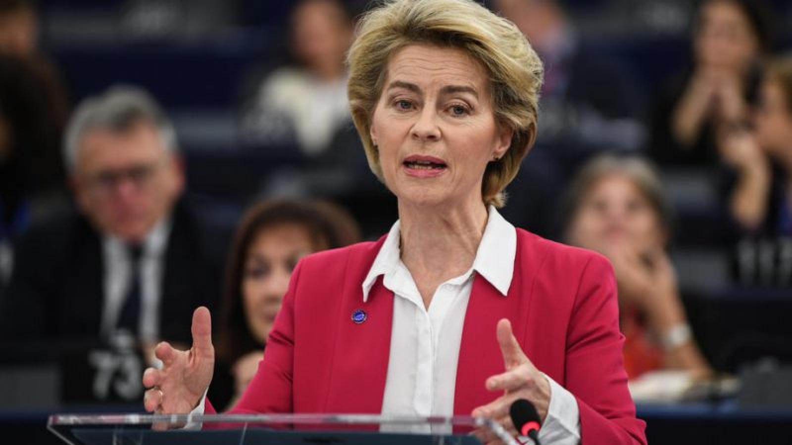 EU chuẩn bị kiện Anh liên quan tới dự luật Thị trường nội địa gây tranh cãi