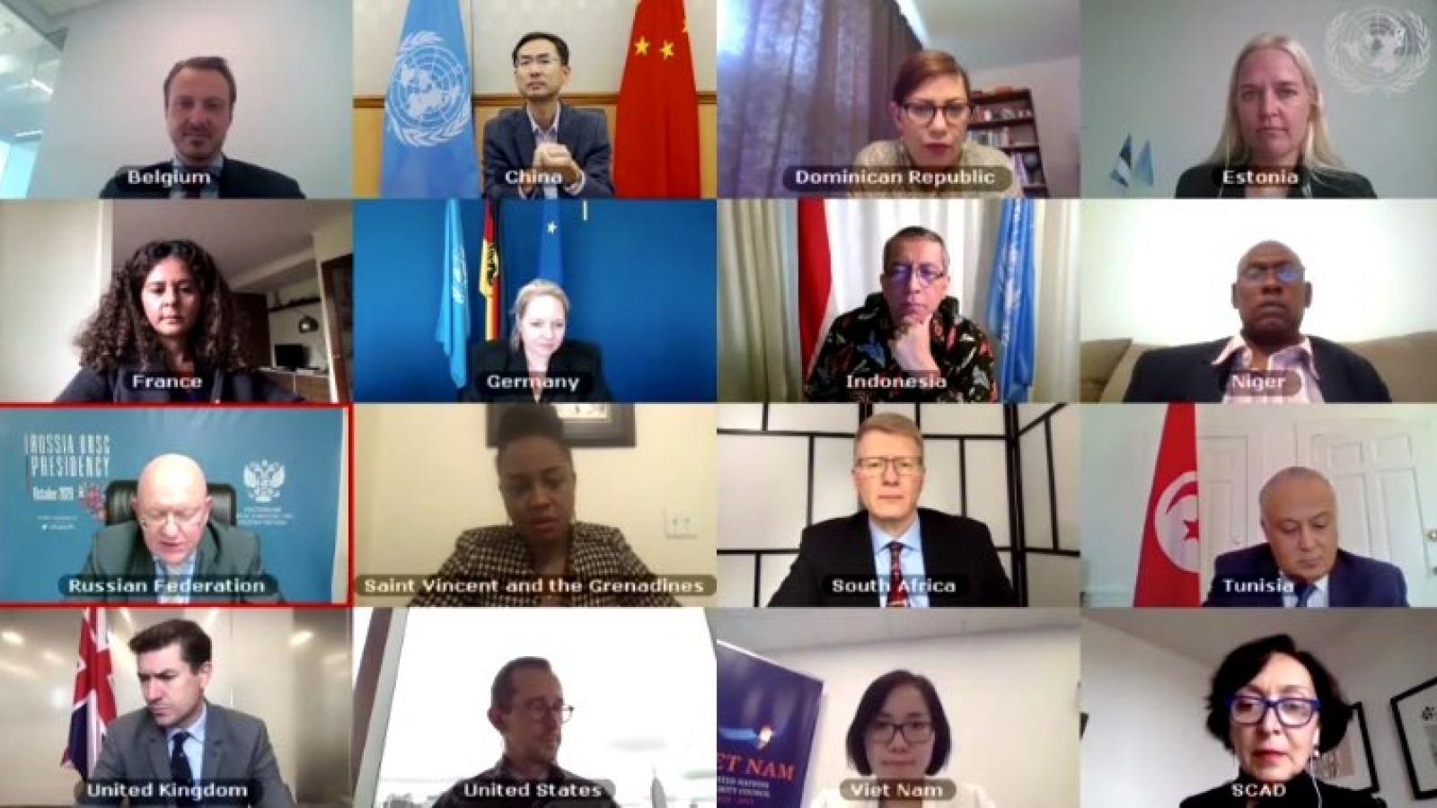HĐBAthông qua Nghị quyết gia hạn hoạt động của Phái bộ tại Tây Sahara