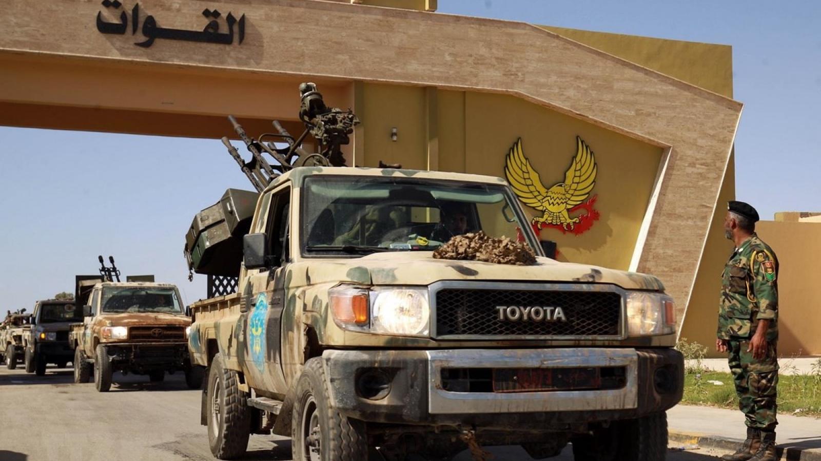 Liên Hợp Quốc kỳ vọng sớm tổ chức bầu cử tại Libya
