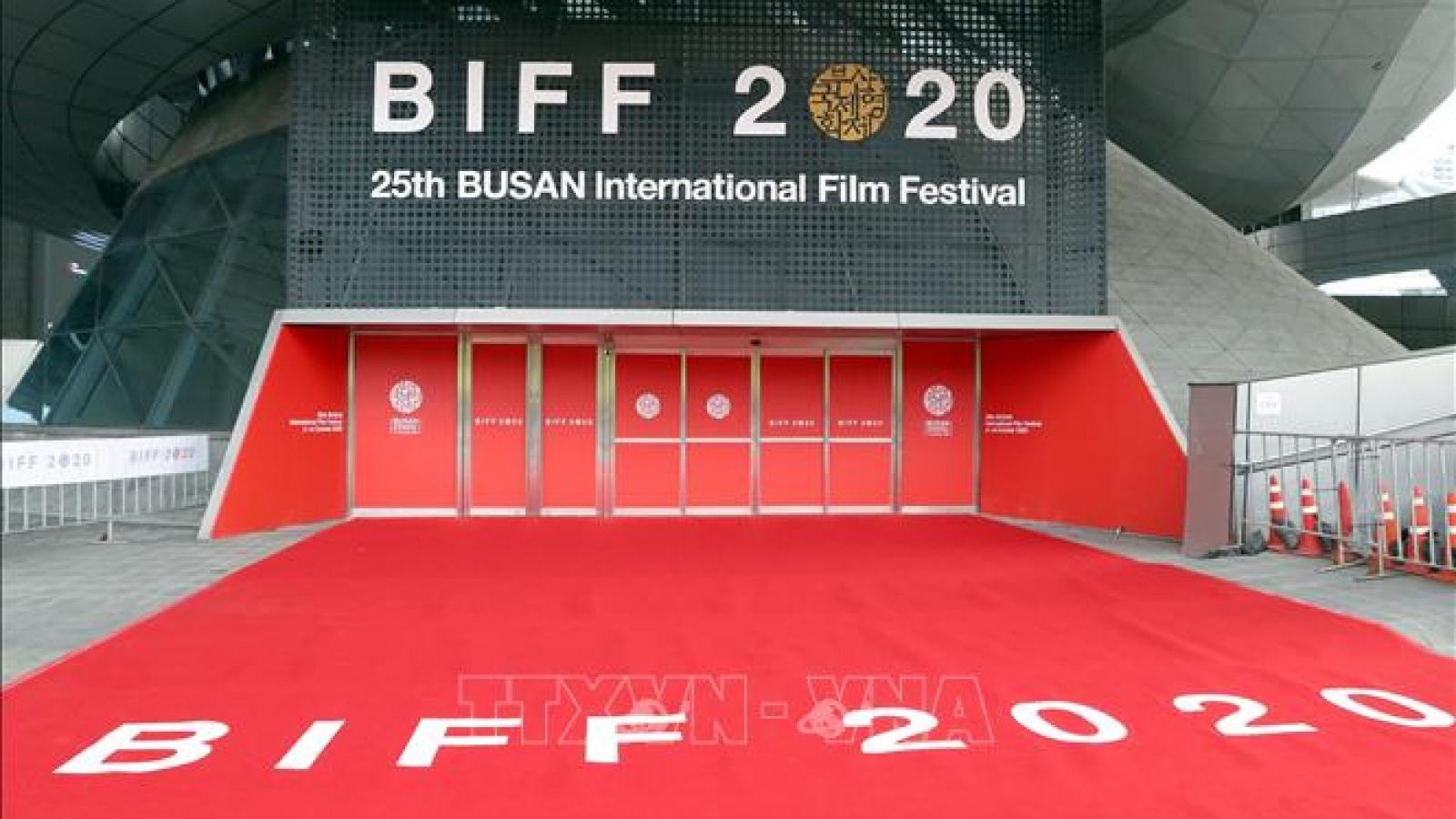 Liên hoan phim Busan 2020 được tổ chức với quy mô rút gọn
