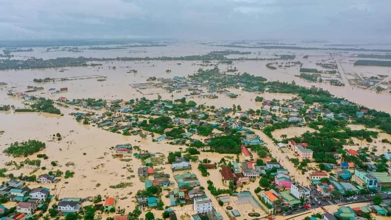 Lũ ở Lào chưa rút, nhiều nơi tiếp tục có mưa lớn trong những ngày tới