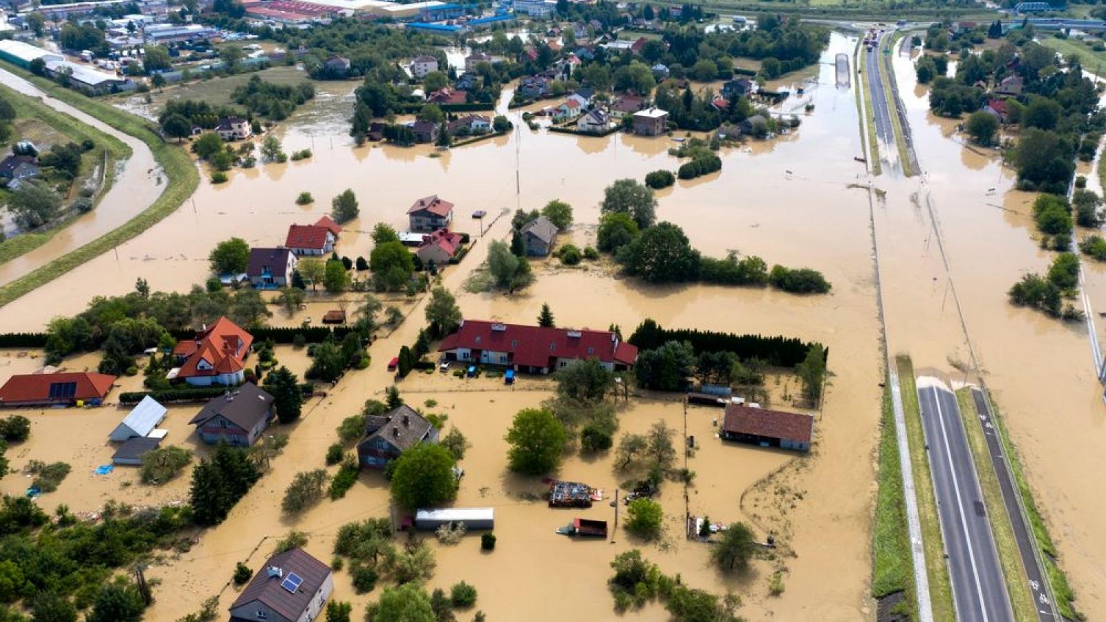 EC đề xuất hỗ trợ 7 triệu euro để hỗ trợ Ba Lan khắc phục thảm họa lũ lụt