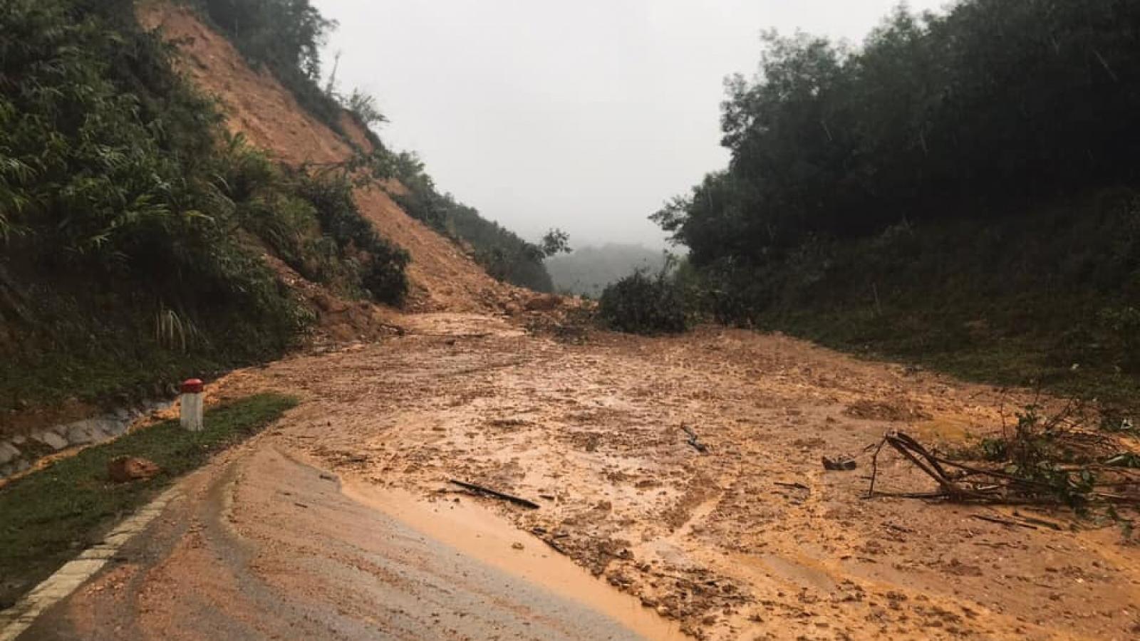 Hà Tĩnh ban hành công điện khẩn sơ tán dân khỏi vùng lũ nguy hiểm