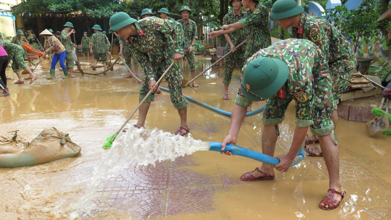 Nỗi lo bão chồng lũ tại Quảng Bình