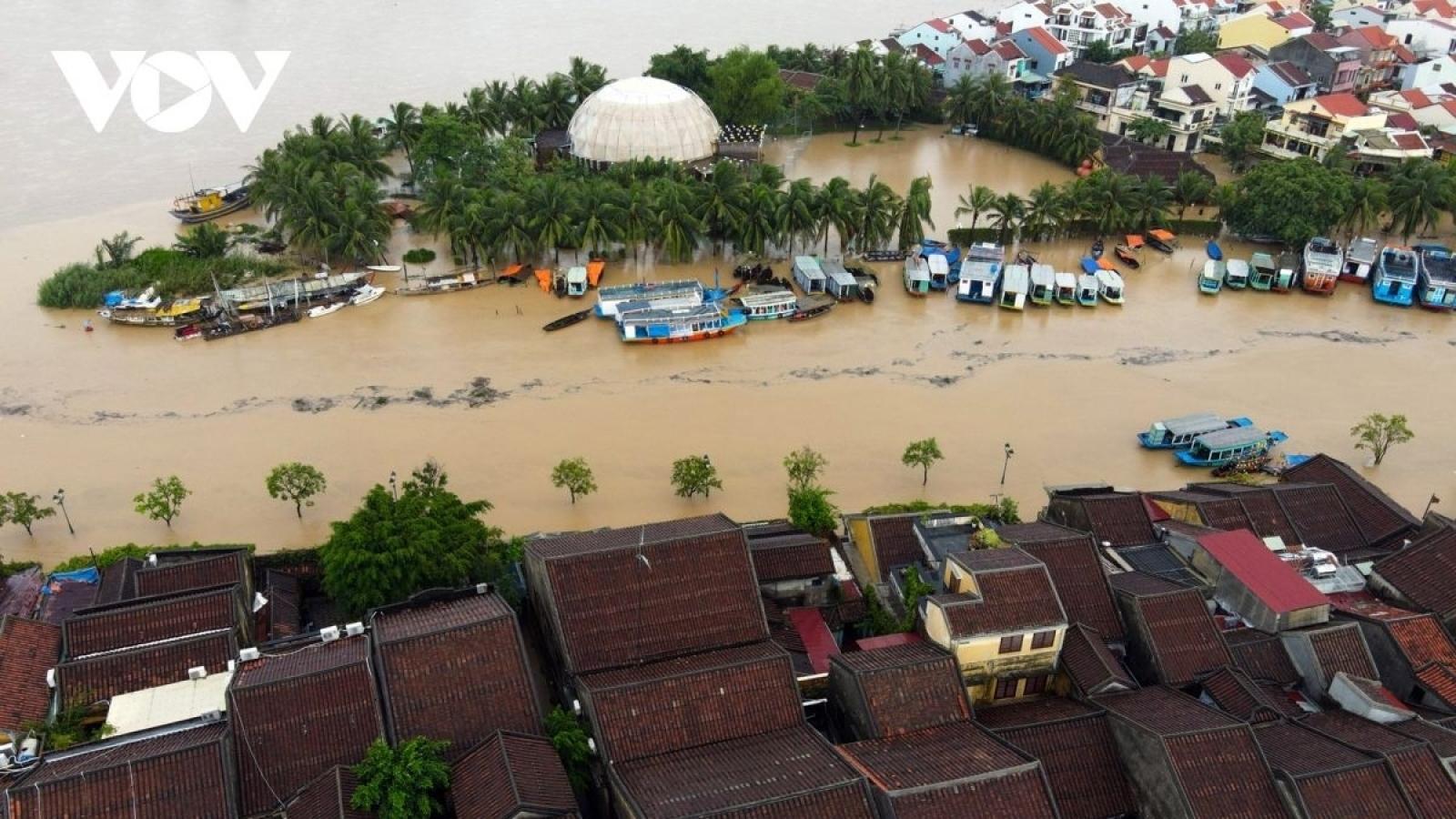 Ngoại trưởng Hoa Kỳ gửi lời thăm hỏi về tình hình lũ lụt tại miền Trung