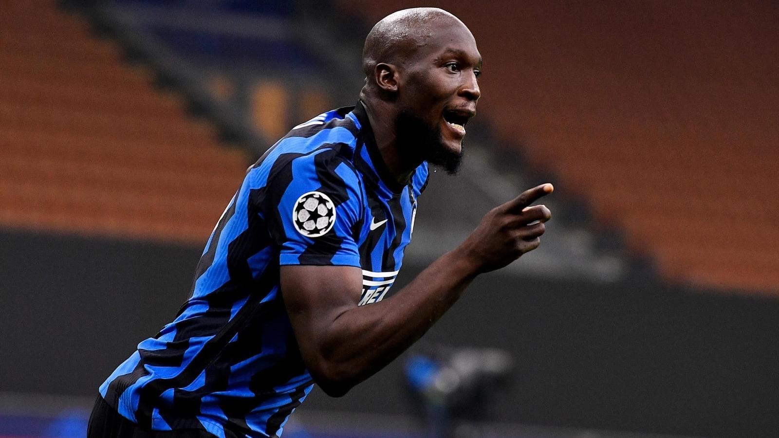 "Lập cú đúp, Lukaku ""cứu rỗi"" Inter Milan ngày ra quân Champions League"
