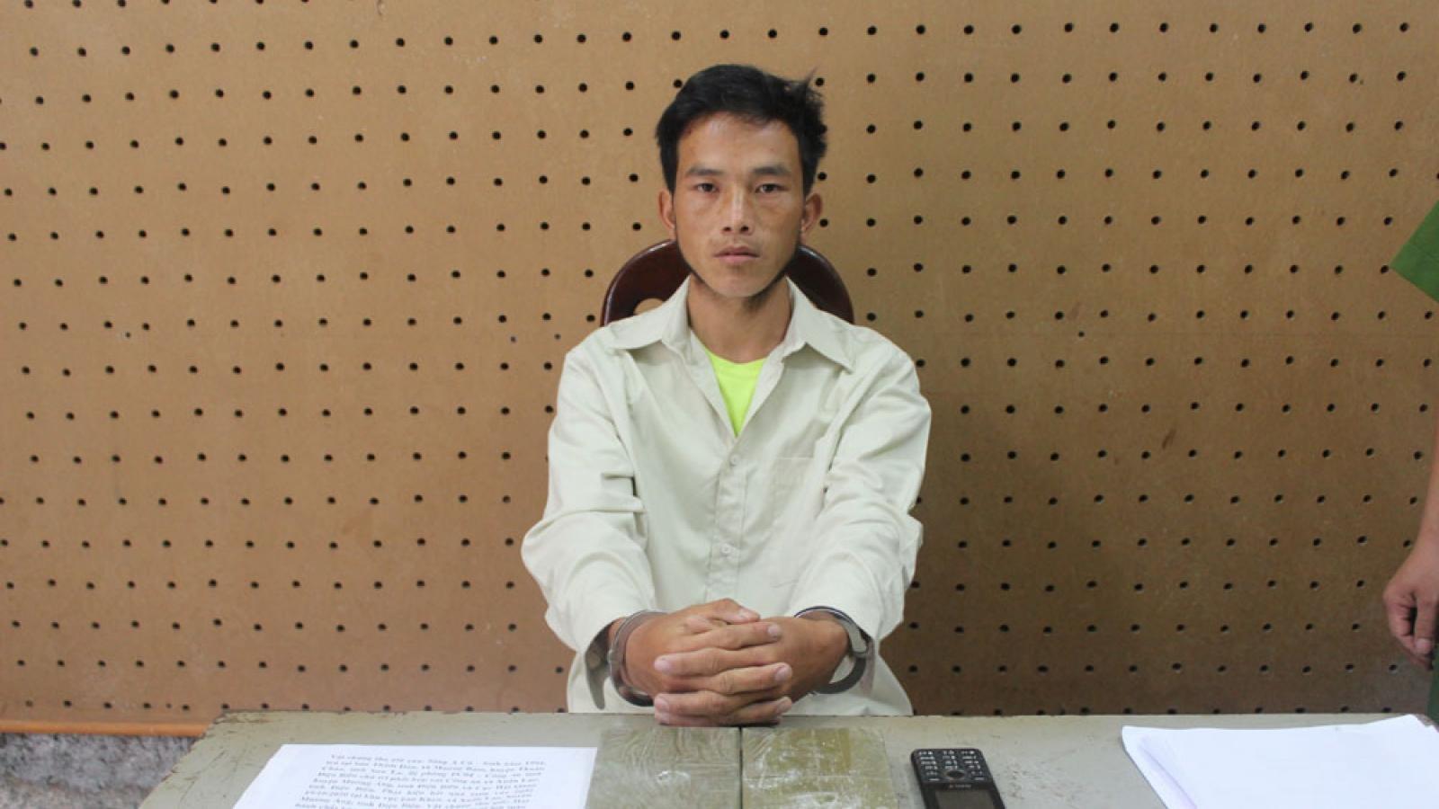 Phá 2 chuyên án, thu số lượng lớn ma túy ở Điện Biên