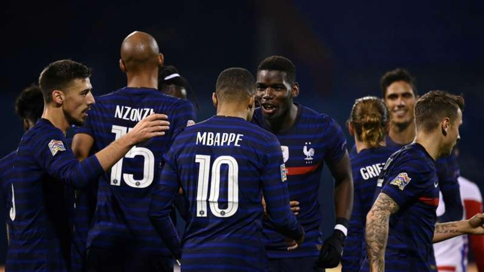 Mbappe ghi bàn quyết định, Pháp nhọc nhằn hạ Croatia