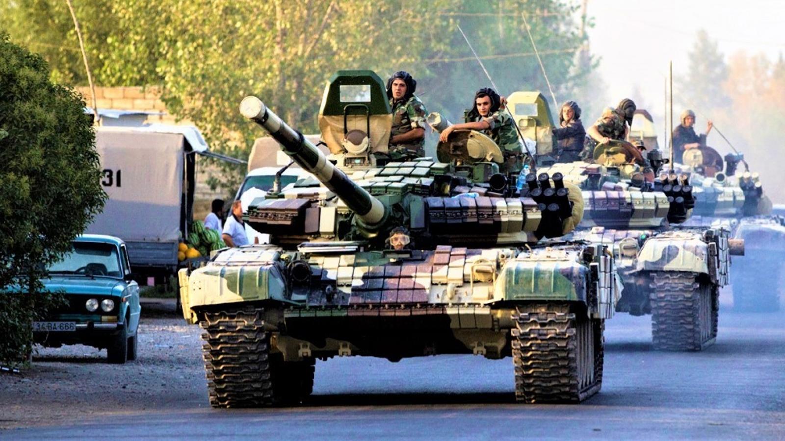 """""""Thời vận"""" của xe tăng dưới góc nhìn từ xung đột Nagorno-Karabakh"""
