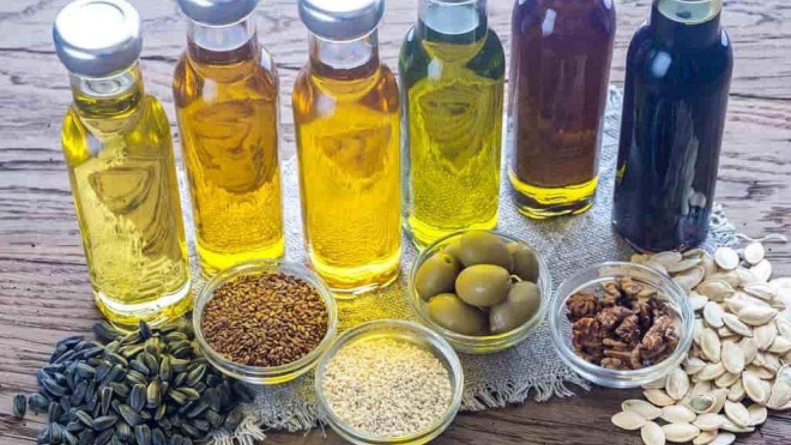 5 sai lầm các bà nội trợ thường mắc phải khi sử dụng dầu ăn