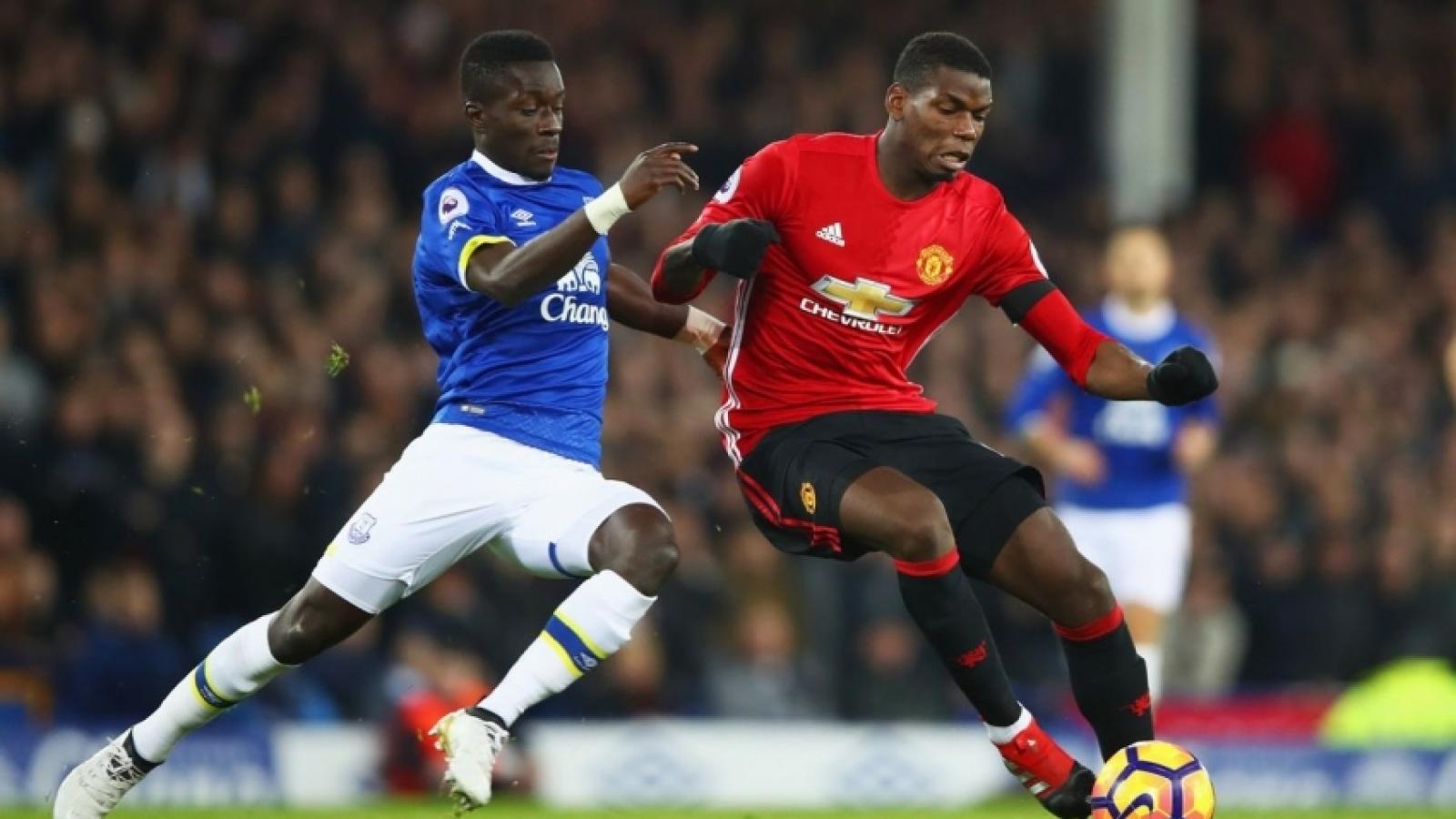 """Bốc thăm Tứ kết Cúp Liên đoàn Anh: MU đấu Everton, Arsenal """"đại chiến"""" Man City"""