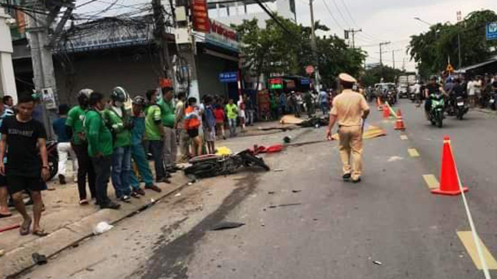 Gây tai nạn chết 2 người, đại ca gọi đàn em nhận tội thay