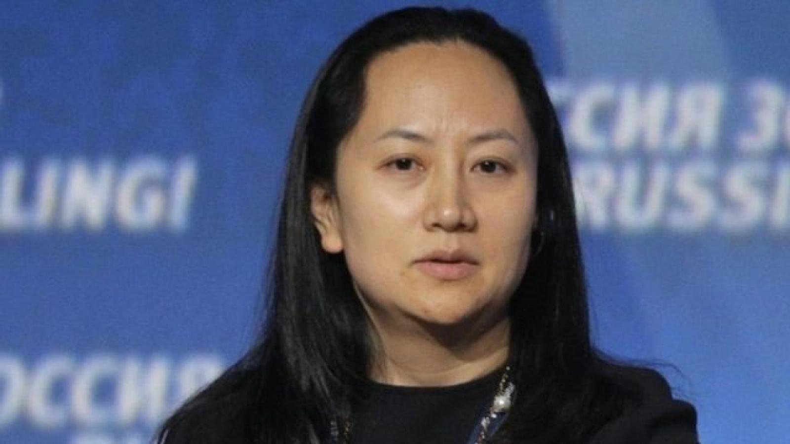 """Xuất hiện tình tiết có lợi cho """"công chúa"""" Huawei Mạnh Vãn Chu tại phiên điều trần"""