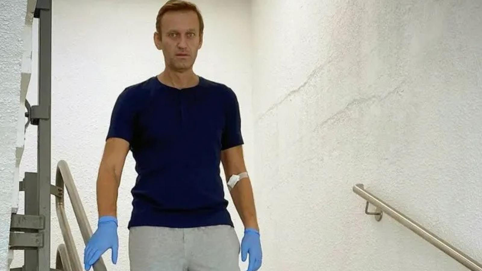 Mỹ ủng hộ EU áp dụng lệnh trừng phạt công dân Nga liên quan đến vụ Navalny