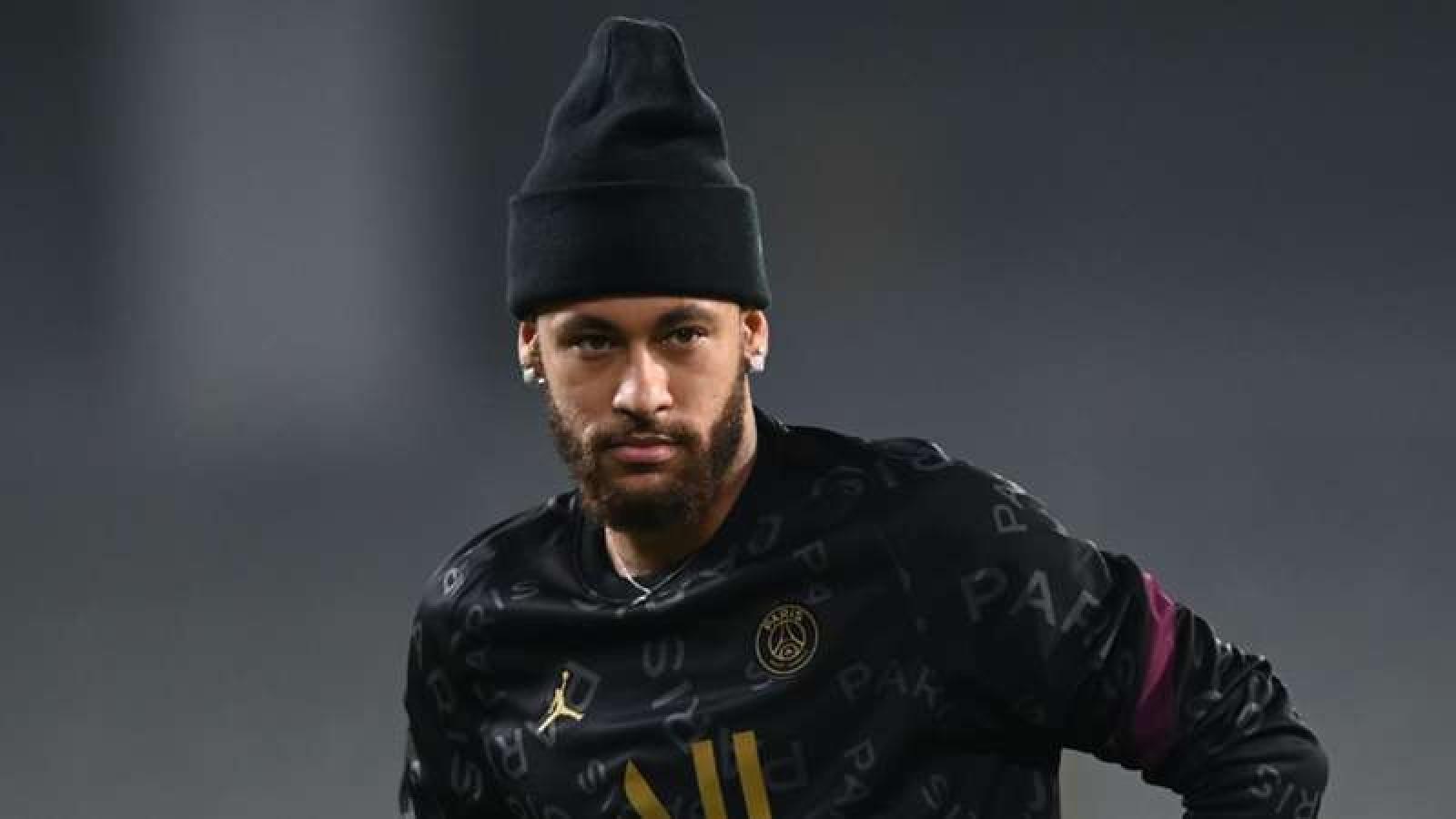 PSG và Brazil nhận tin dữ từ Neymar