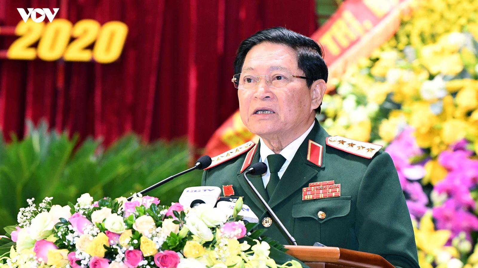 """""""Hà Giang phải quyết tâm giữ dân, giữ đất, bảo vệ vững chắc chủ quyền biên giới"""""""