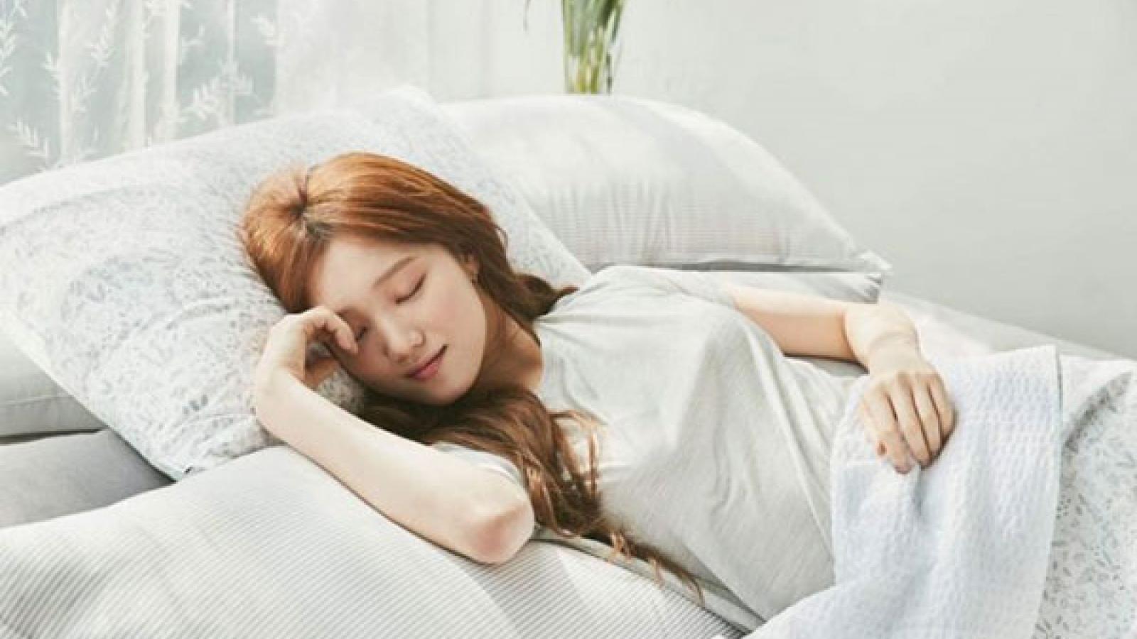 Bí quyết sống lâu, sống khỏe, tươi trẻ thì phải ngủ vào khung giờ này