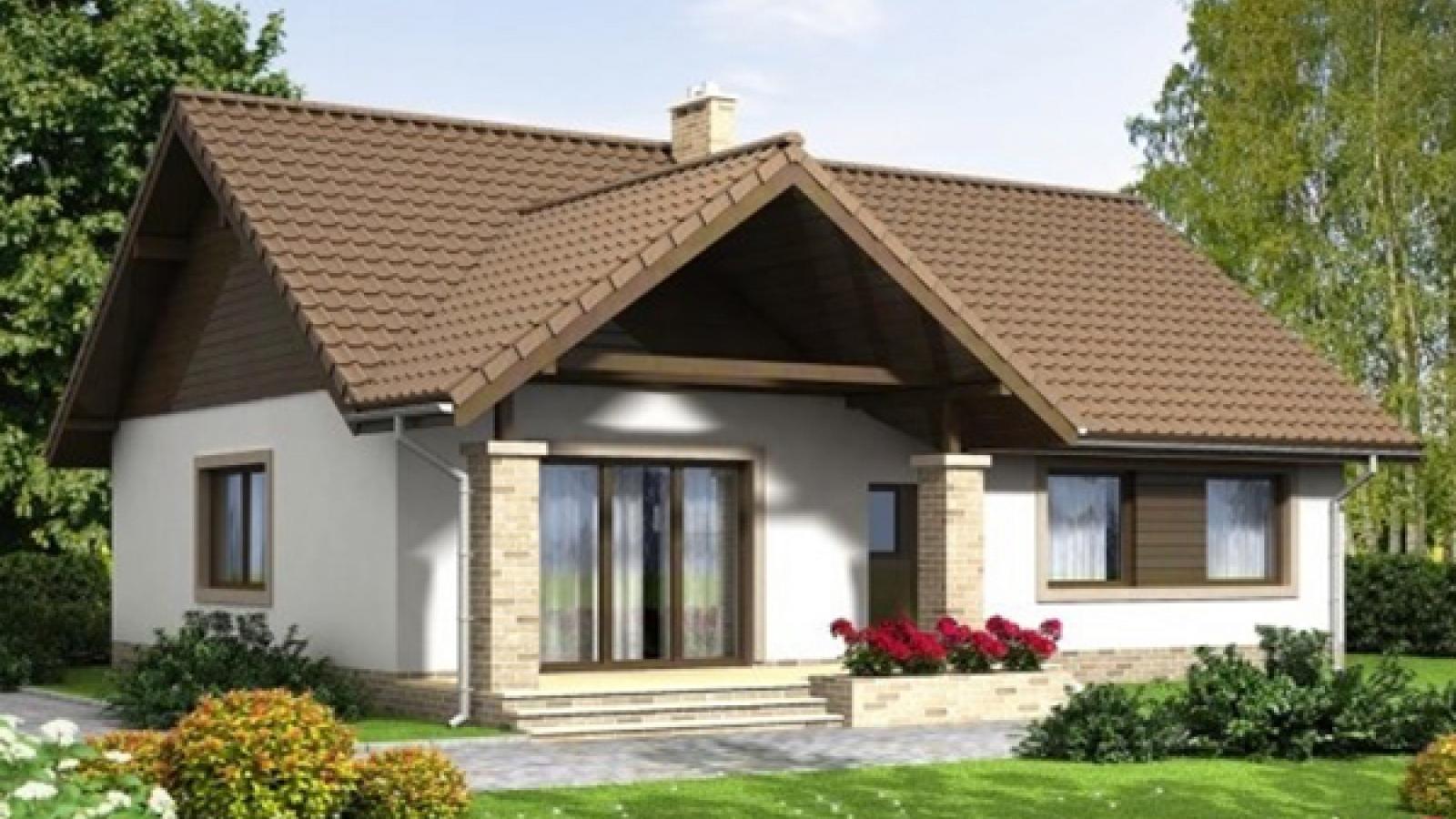 Những mẫu nhà cấp 4 cực đẹp và hiện đại với chi phí chỉ từ 200 triệu đồng