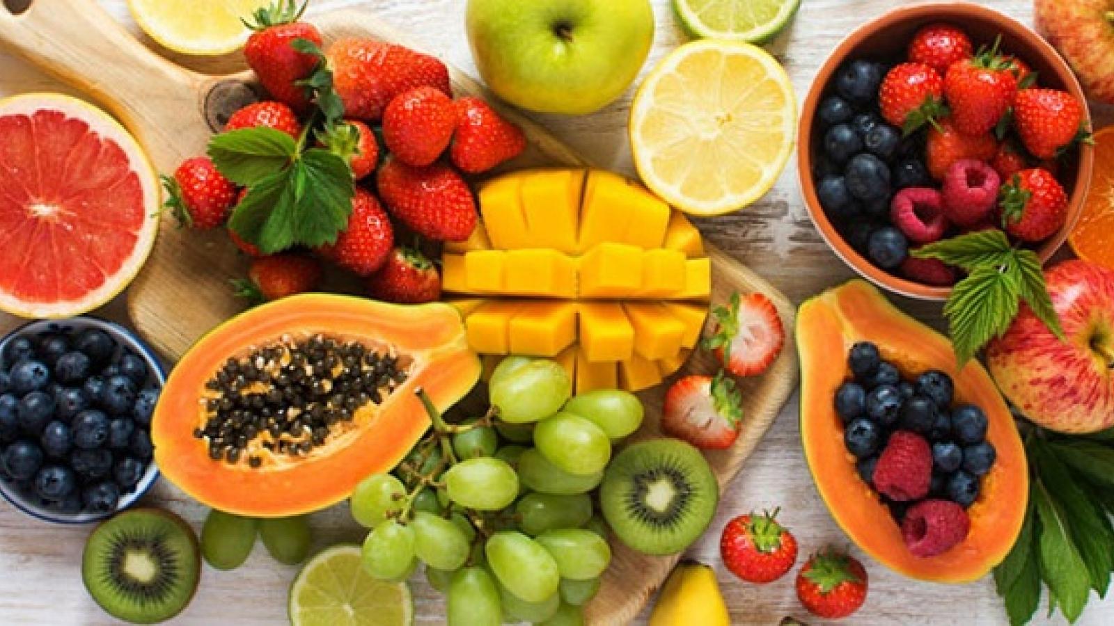 Mách bạn 8 loại hoa quả giúp da thải độc, sáng khỏe mịn màng
