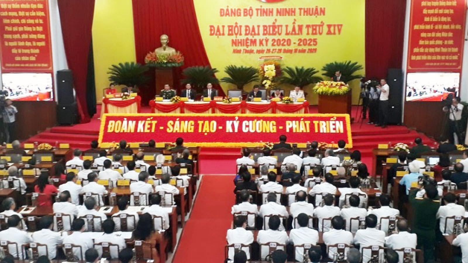Đại tướng Lương Cường: xây dựng Ninh Thuận thành trung tâm năng lượng tái tạo của cả nước