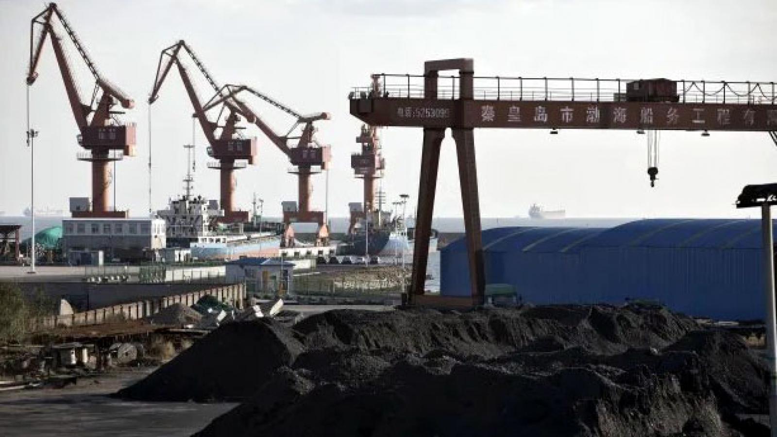 Australia điều tra nghi vấn lệnh cấm nhập khẩu than từ Trung Quốc