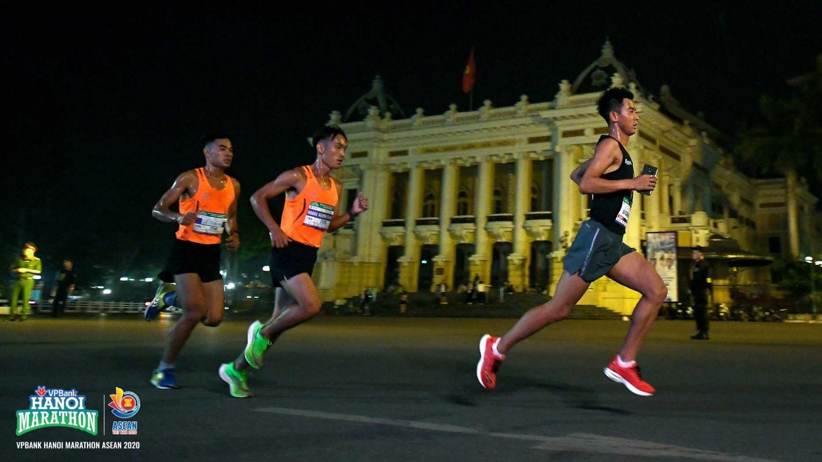 VPBank Hanoi Marathon ASEAN 2020: Nâng trách nhiệm Chủ tịch ASEAN