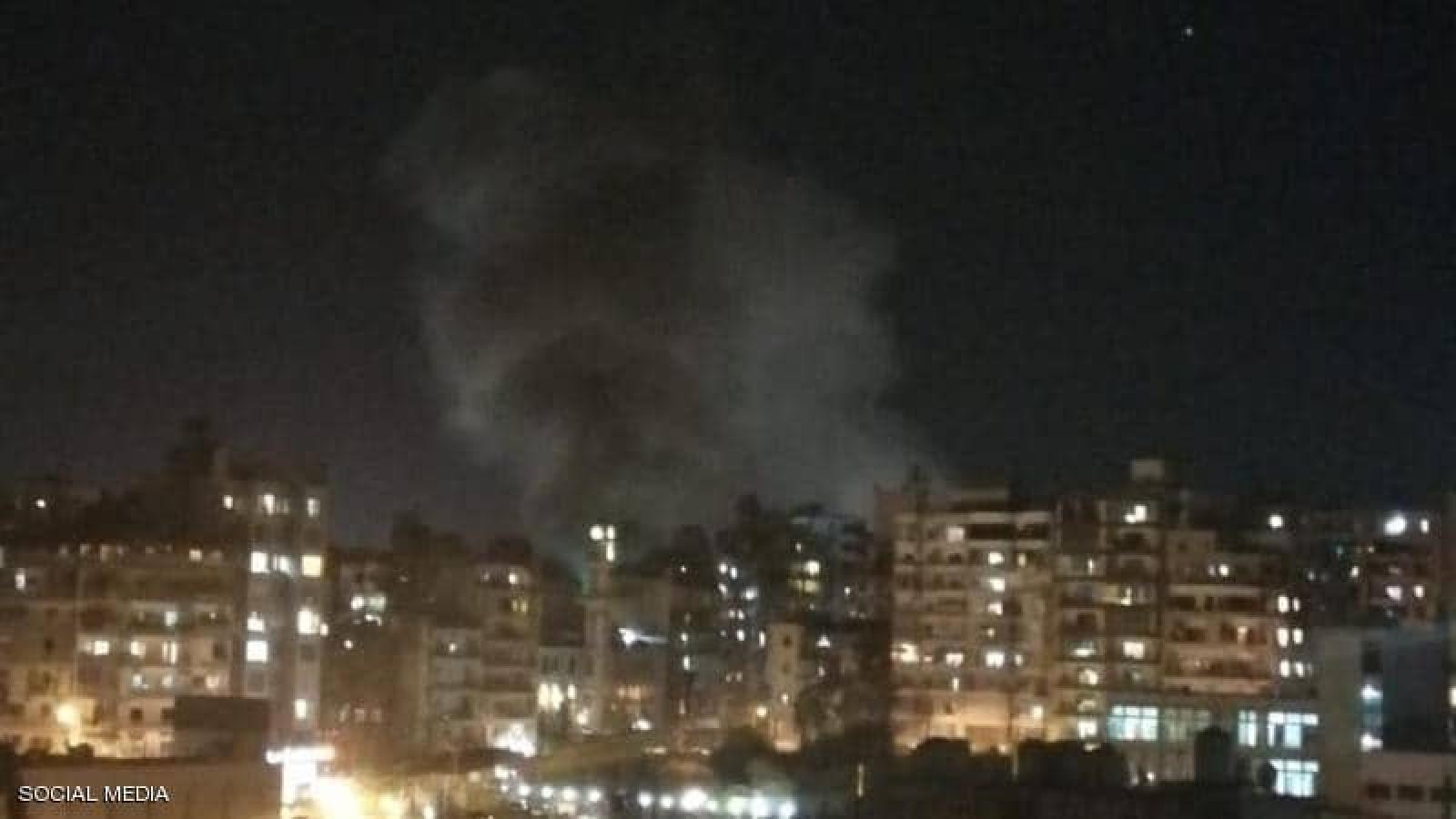 Lại xảy ra một vụ nổ ở thủ đô Beirut của Lebanon