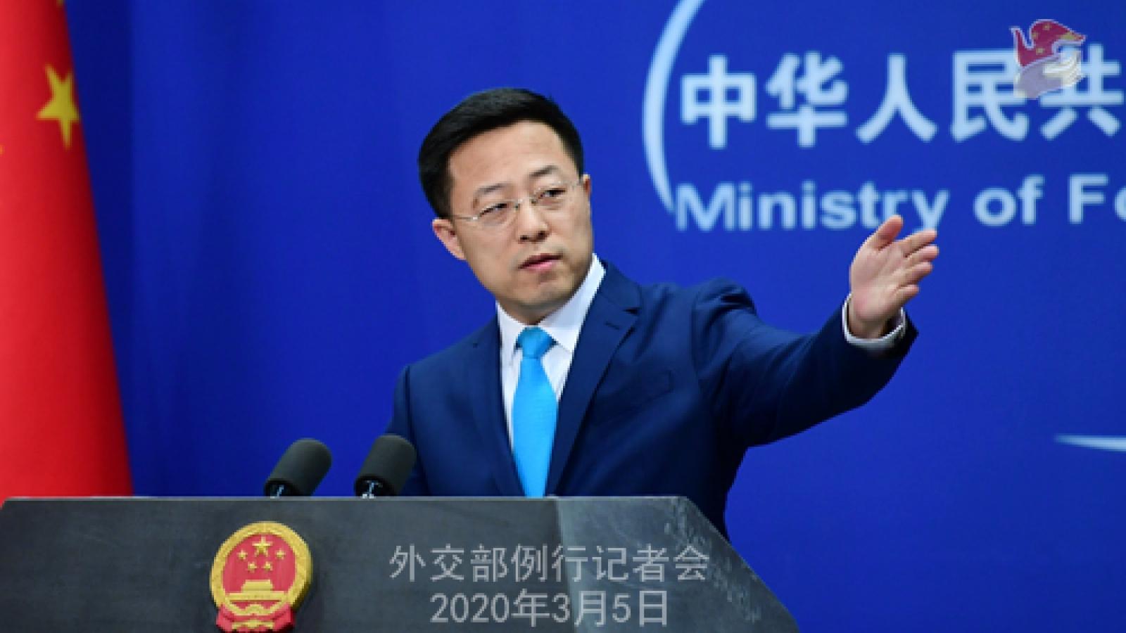 Trung Quốc cáo buộc Mỹ đàn áp các công ty nước ngoài