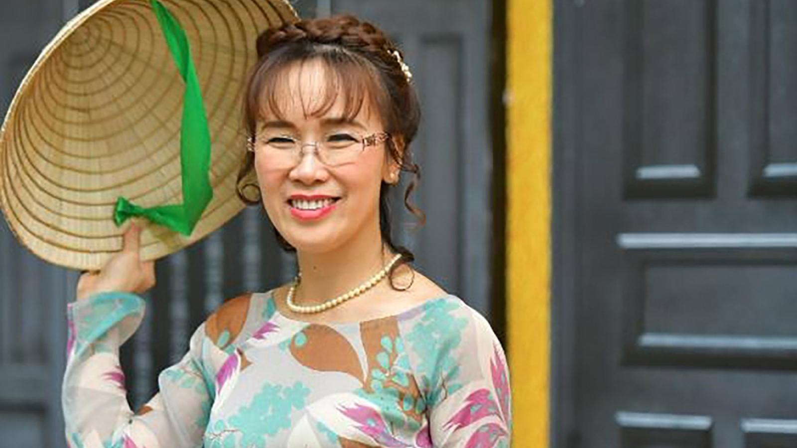 Nữ tỷ phú đang nổi danh trên thương trường Việt là ai?