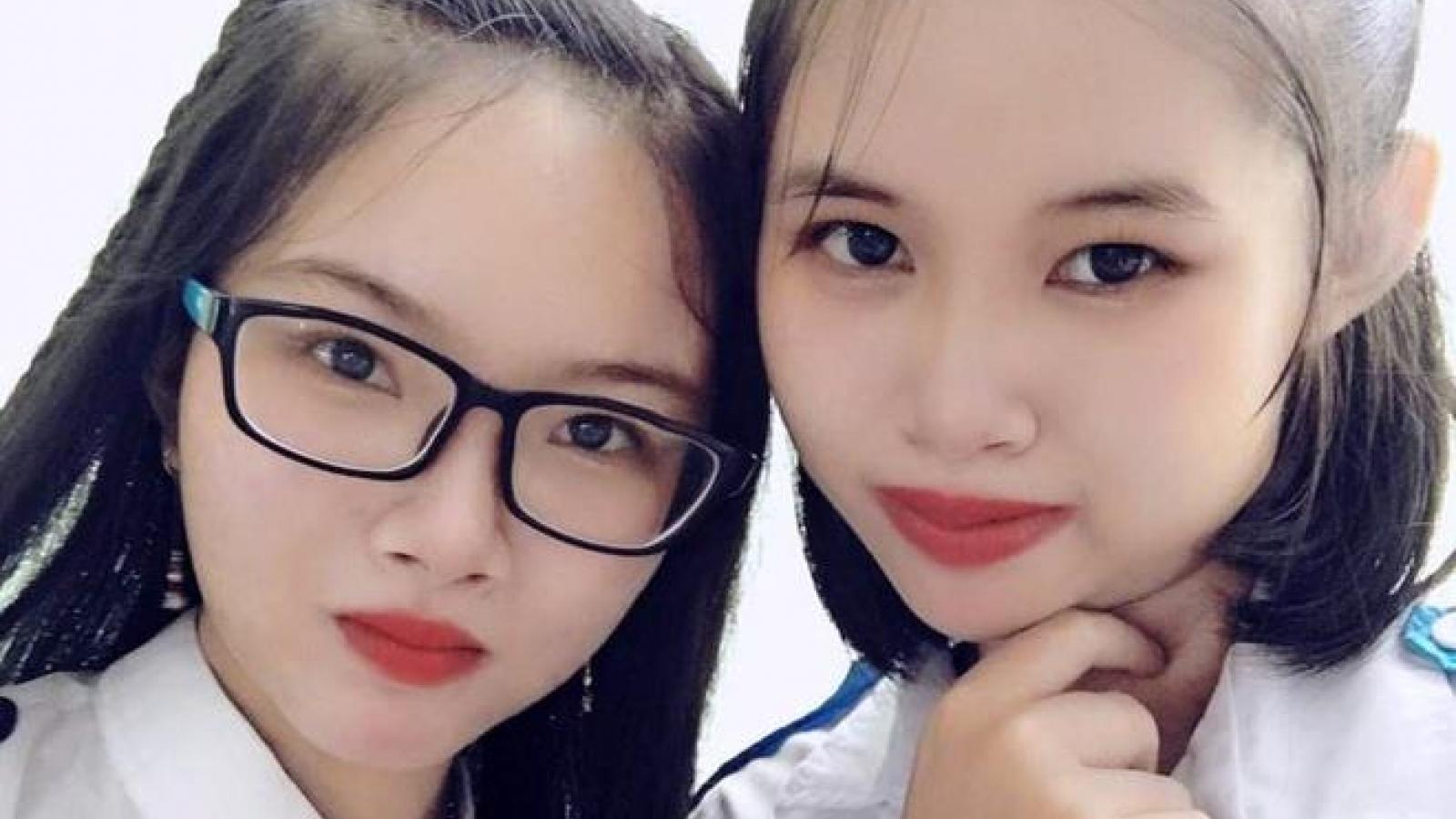 Hai nữ sinh ở Bà Rịa - Vũng Tàu mất tích sau khi đi lễ chùa