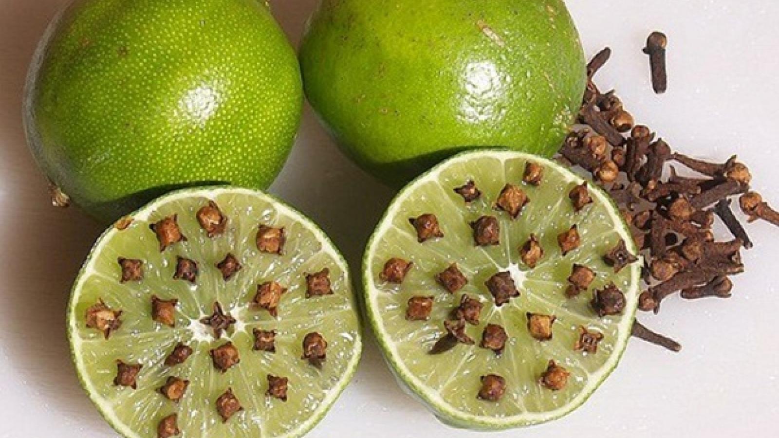 Cách trị muỗi, kiến, gián đầy hữu hiệu và an toàn chỉ bằng 1 quả chanh leo